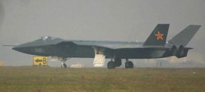 Report: China tests stealth fighter