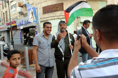 Eight in Security Council back Palestinian bid