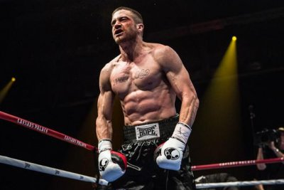 Jake Gyllenhaal looks unrecognizably buff in new boxing film 'Southpaw'