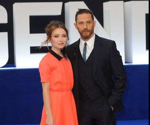 Tom Hardy starts shooting 'Taboo' series in London