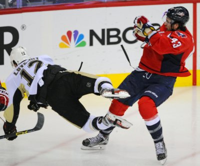 Washington Capitals' Tom Wilson fined $2,403.67 for kneeing