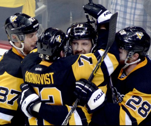 Sidney Crosby ends slump in OT as Pittsburgh Penguins even East finals