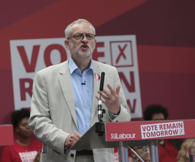 7 British Labor Party cabinet members out after Brexit vote