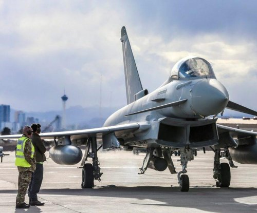 U.K. Typhoons to deploy to Romania for air policing mission