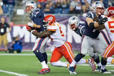 New England Patriots stunned by opening beatdown