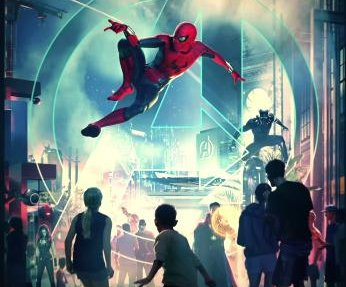 Marvel expansions coming to Disneyland parks