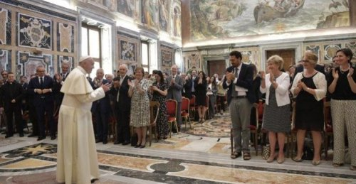 Pope: Selective abortion is Nazi mentality