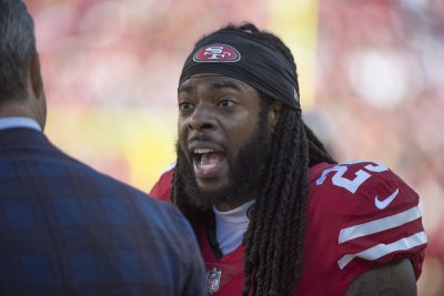 Richard Sherman: 49ers did 'what they had to do' with Reuben Foster