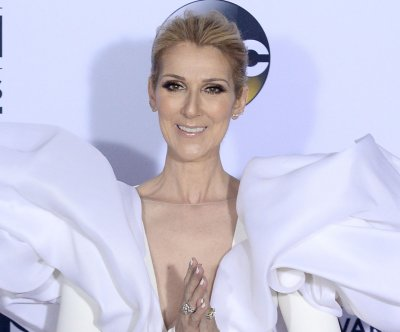Celine Dion says 'Courage' album represents 'losing my husband'
