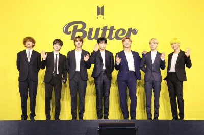 BTS breaks records with new single 'Butter'