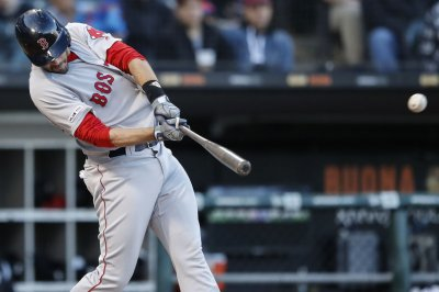 Red Sox DH J.D. Martinez out for Wild Card Game vs. Yankees