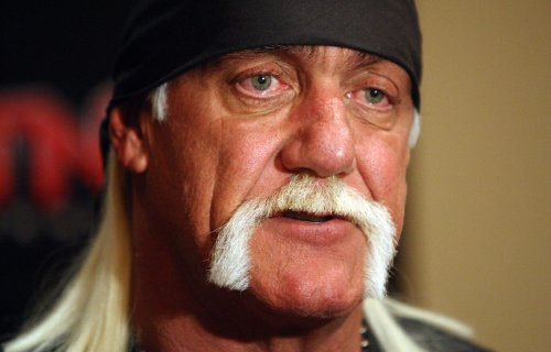 Hulk Hogan signed shoe stolen from his Florida store
