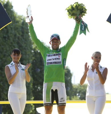 Hushovd wins another Tour de France stage