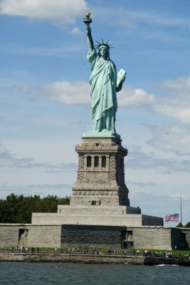 Lady Liberty's crown may reopen to public