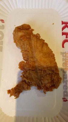KFC filet may be 'an omen' of Scottish independence