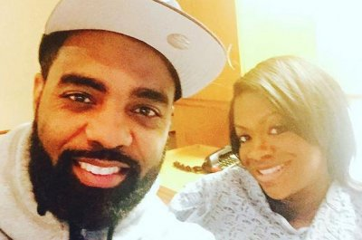 Kandi Burruss gives birth to 'perfect' baby boy