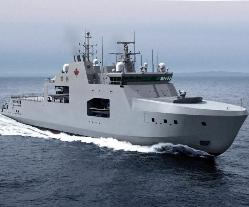 Kongsburg supplies CCTV systems for Royal Canadian Navy