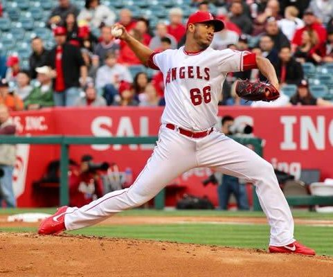 JC Ramirez, Los Angeles Angels shut out Texas Rangers