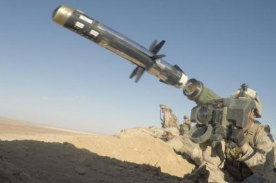 Raytheon, Lockheed contracted for Javelin missiles for six countries