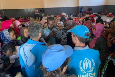 UNICEF: Half a million Libyan kids in 'direct' danger