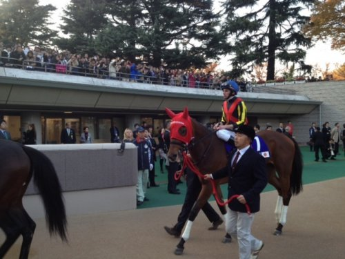 Ryan Moore savors Japan Cup win, looks to future glory