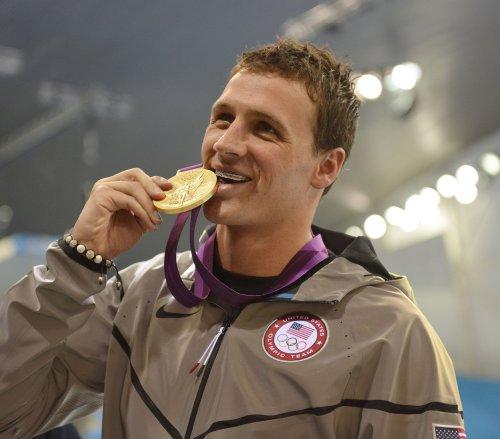 Olympic Medal: M Swim 400IM