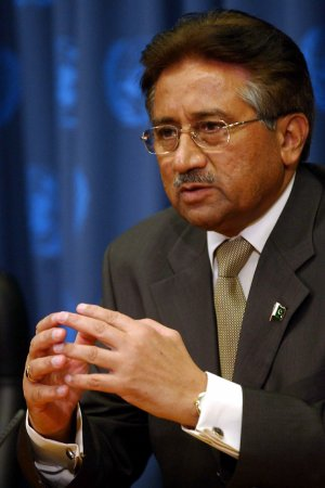 Former Pakistani President Musharraf survives assassination attempt