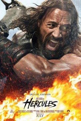 The Rock stars in new, action-packed 'Hercules' trailer