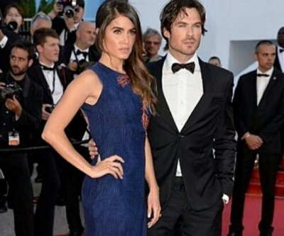 Nikki Reed, Ian Somerhalder make stunning debut as newlyweds