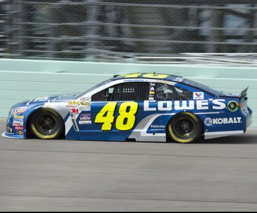 Jimmie Johnson prevails at Folds of Honor Quik Trip 500