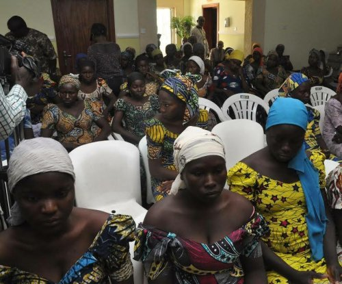 5 Boko Haram leaders released; 82 girls arrive home
