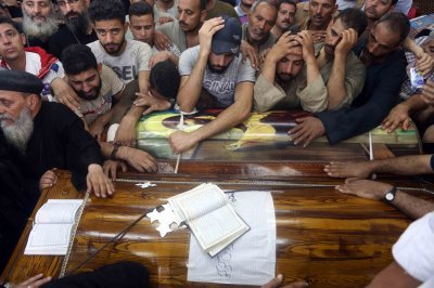 23 killed in attack targeting Egypt's Coptic Christians