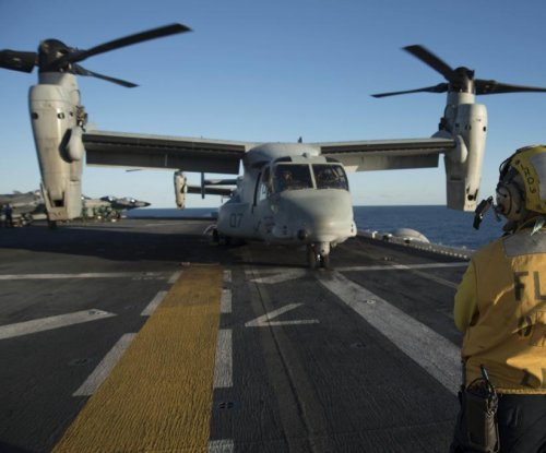 Bell and Boeing receive $53.1 million contract for MV-22 Osprey modifcations