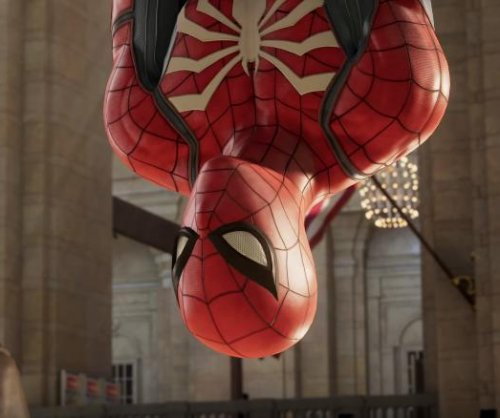 Peter Parker fights to save New York in new 'Spider-Man' Playstation 4 trailer