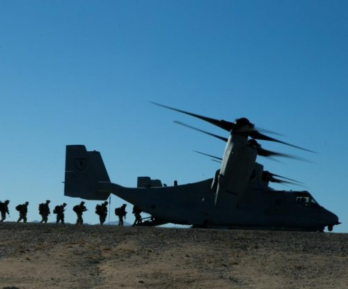 Bell-Boeing awarded dual contracts for V-22 support