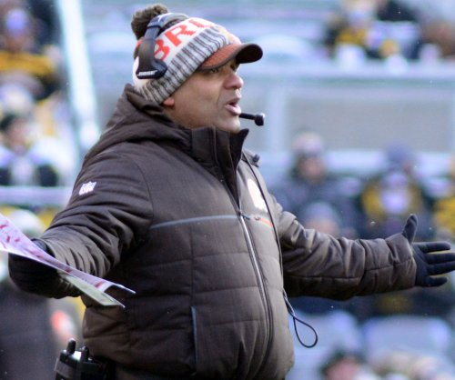 Hue Jackson: Browns coach doesn't think another coach could do his job