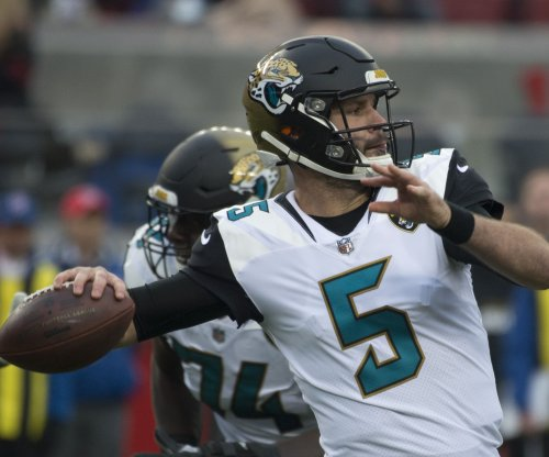 Jacksonville Jaguars: Blake Bortles hopes to pass less vs. Pittsburgh Steelers
