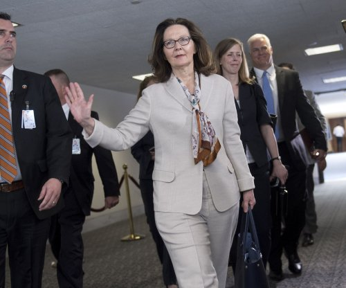 Senate panel approves Gina Haspel as CIA chief