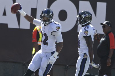Ravens CB Brandon Carr's streak to continue despite Jimmy Smith's return