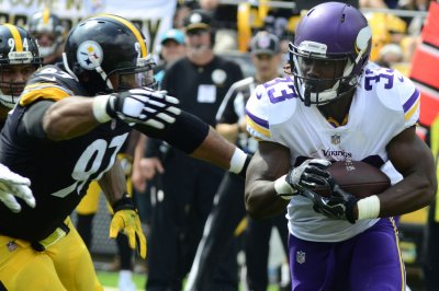 Vikings RB Cook (hamstring) probably out again