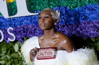Cynthia Erivo says Harriet Tubman was ingenious woman
