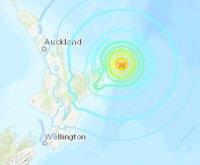 New Zealand downgrades tsunami threat after 8.1-magnitude quake