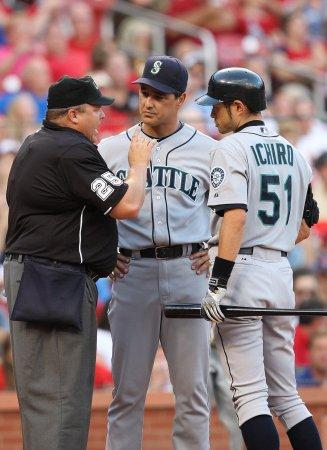 MLB: St. Louis 9, Seattle 3