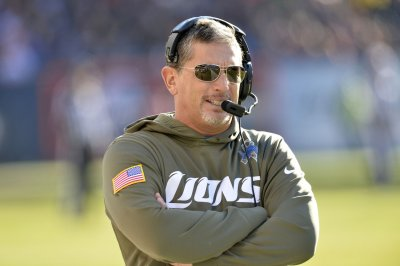 Jim Schwartz fired by Lions after 1-6 finish to season