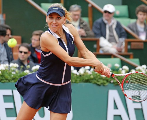Vesnina wins Aegon International tennis tournament