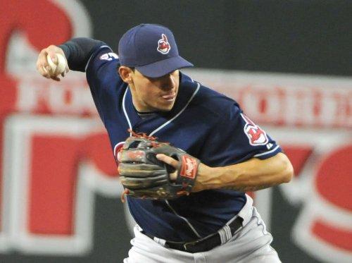 Indians end Red Sox win streak in series opener