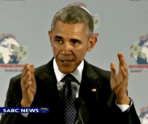 Obama kicks off Africa visit, hails Kenya's growth and potential