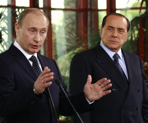 Berlusconi set to discuss Syria and Ukraine crises with Putin