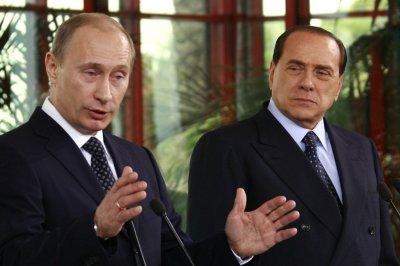 Berlusconi set to discuss Syria and Ukraine crises with Putin