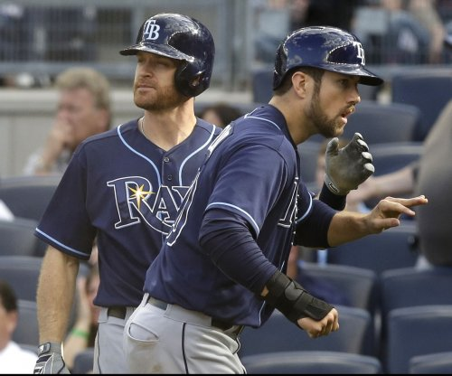 Tampa Bay Rays put 2B Logan Forsythe on DL